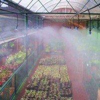 Мъглуващи и охлаждащи системи