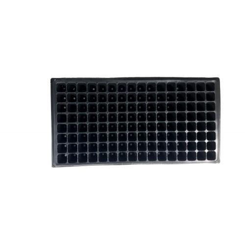 Пластмасова табла за разсад  128 гнезда квадратни