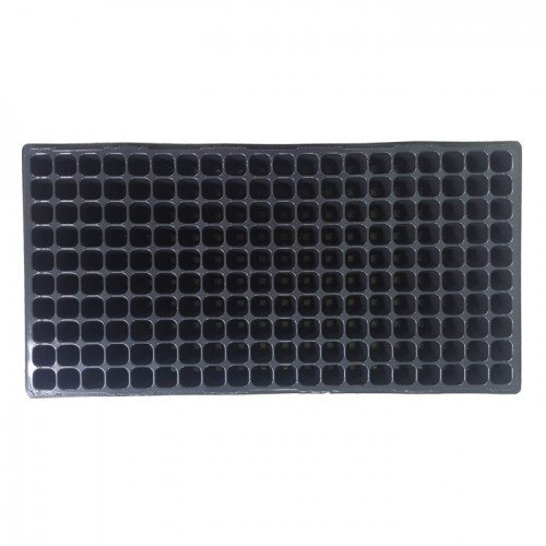Табла за разсад пластмасова 200 гнезда - многосезонна