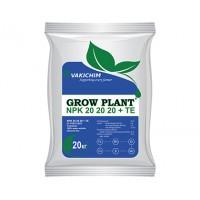 Водоразтворими торове GROW PLANT