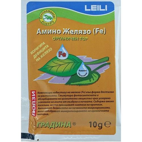 Амино Желязо - Органичен тор