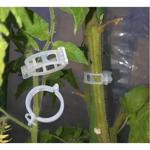 Клипс -щипка  за поддържане на домати и увивни растения
